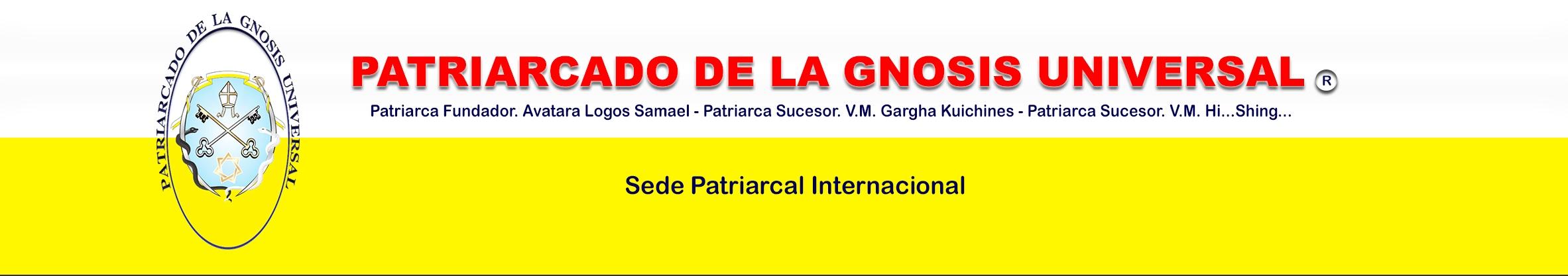 Patriarcado De La Gnosis Universal